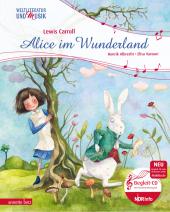 Henrik Albrecht, Lewis Carroll, Vavouri, Elisa: Alice im Wunderland, m. Audio-CD