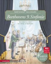 Rudolf Herfurtner, Maren Briswalter: Beethovens 9. Sinfonie, m. Audio-CD
