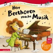 Marko Simsa, Antoni, Birgit; Kühler, Anna-Lena: Herr Beethoven macht Musik, m. Audio-CD