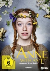 Anne With An E, 2 DVDs