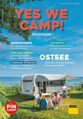 ADAC Yes we camp! Kundenmagazin 2021
