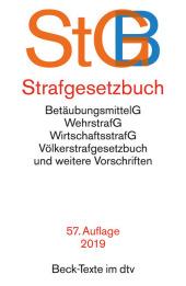 Strafgesetzbuch (StGB) Cover