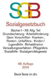 Sozialgesetzbuch (SGB) Cover
