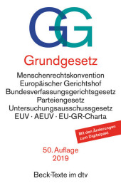 Grundgesetz (GG) Cover