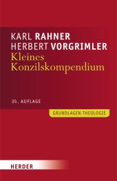 Kleines Konzilskompendium Cover