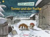 Tomte und der Fuchs Cover