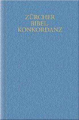 Zürcher Bibel-Konkordanz (1931)