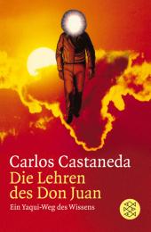 Die Lehren des Don Juan Cover