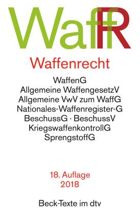 Waffenrecht (WaffR)