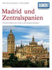 DuMont Kunst-Reiseführer Madrid und Zentralspanien Cover