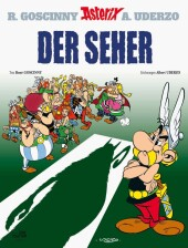 Asterix - Der Seher Cover