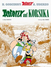 Asterix - Asterix auf Korsika Cover