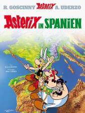 Asterix - Asterix in Spanien Cover