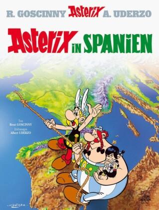 Asterix - Asterix in Spanien