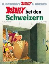 Asterix - Asterix bei den Schweizern Cover