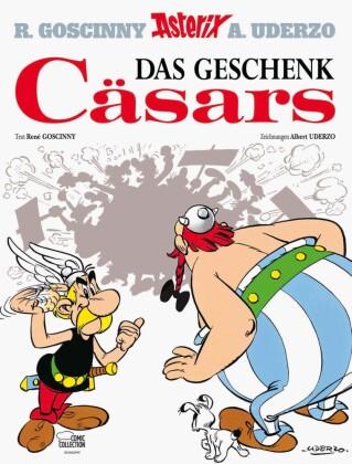 Asterix - Das Geschenk Caesars
