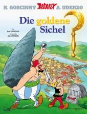 Asterix - Die goldene Sichel Cover