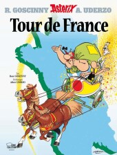 Asterix - Tour de France Cover