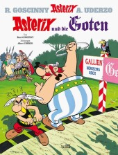 Asterix - Asterix und die Goten Cover