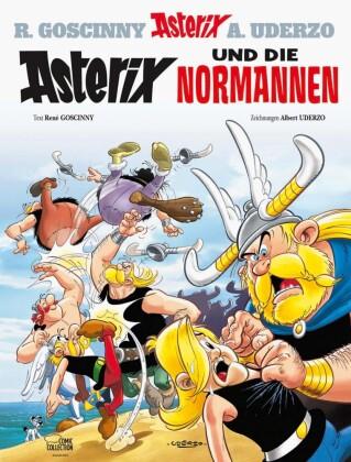 Asterix - Asterix und die Normannen