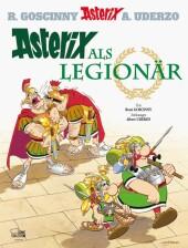 Asterix - Asterix als Legionär Cover