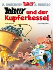 Asterix - Asterix und der Kupferkessel Cover