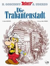 Asterix - Die Trabantenstadt Cover