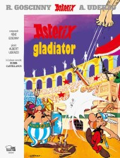 Asterix - Asterix Gladiator Cover