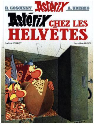 Asterix - Asterix chez les Helvetes