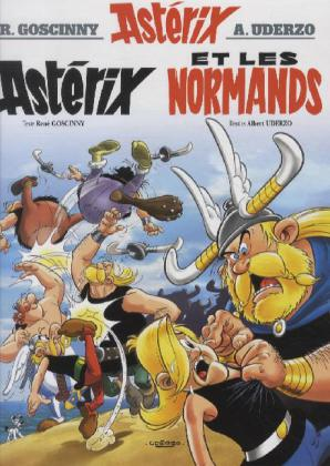 Asterix - Asterix et les Normands