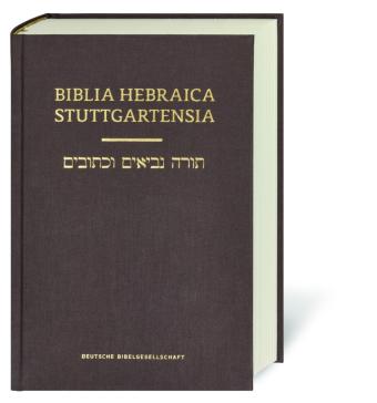 Biblia Hebraica Stuttgartensia (Nr.5218)