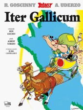 Asterix - Iter Gallicum Cover