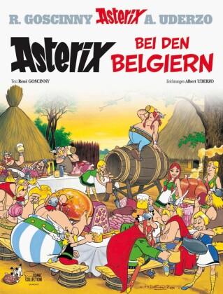 Asterix - Asterix bei den Belgiern
