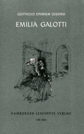 Emilia Galotti Cover