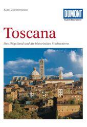 DuMont Kunst-Reiseführer Toscana Cover