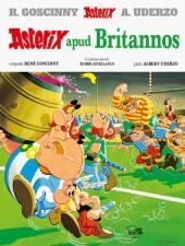 Asterix - Asterix apud Britannos Cover