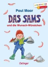 Das Sams und die Wunsch-Würstchen Cover