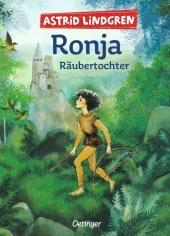 Ronja, Räubertochter Cover