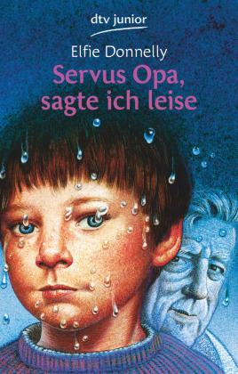 Servus Opa, sagte ich leise