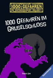 1000 Gefahren im Gruselschloss Cover
