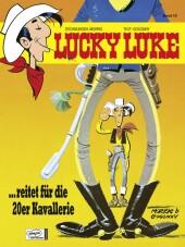 Lucky Luke - Lucky Luke reitet für die 20er Kavallerie Cover