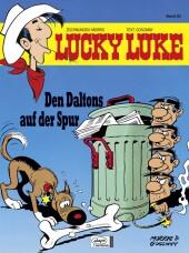 Lucky Luke - Den Daltons auf der Spur Cover