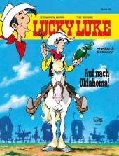 Lucky Luke - Auf nach Oklahoma! Cover