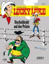 Lucky Luke - Stacheldraht auf der Prärie Cover