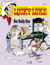 Lucky Luke - Der Daily Star Cover