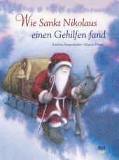 Wie Sankt Nikolaus einen Gehilfen fand Cover