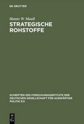 Strategische Rohstoffe