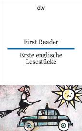 First Reader; Erste englische Lesestücke Cover