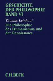 Die Philosopie des Humanismus und der Renaissance