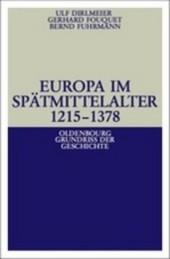 Europa im Spätmittelalter 1215-1378
